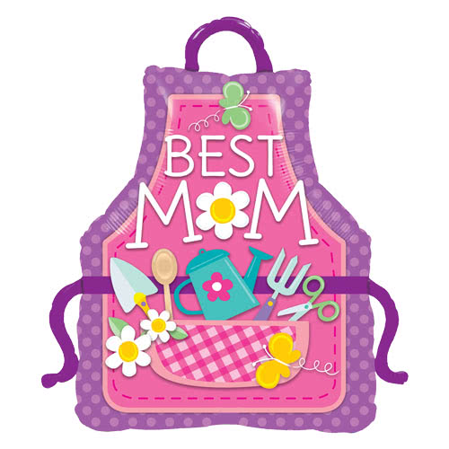 best-mom-apron-supershape-helium-foil-balloon-104cm-41inch-product-image