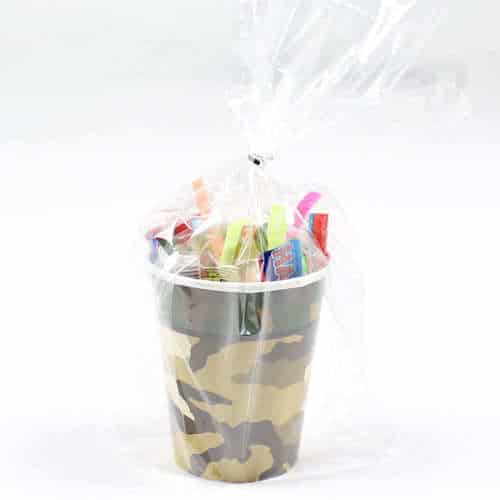 Camouflage Value Candy Cup