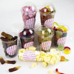 Candy Tubs