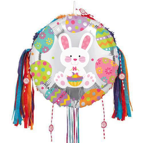 easter-enchanted-bunny-pull-string-pinata-product-image