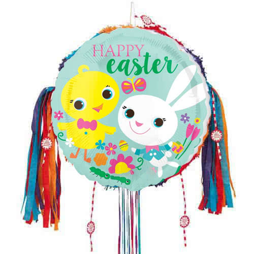 easter-playful-chick-and-bunny-pull-string-pinata-product-image
