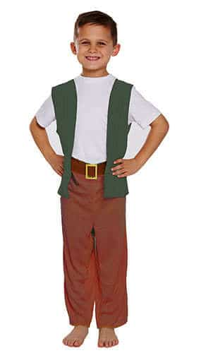 Friendly Giant Children Fancy Dress Costume 10-12 Years - Large