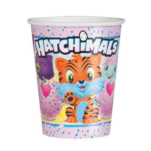 Hatchimals Paper Cup 270ml
