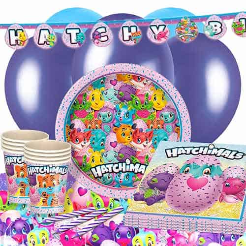 Hatchimals 16 Person Deluxe Party Pack