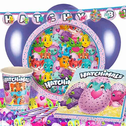 Hatchimals 8 Person Deluxe Party Pack