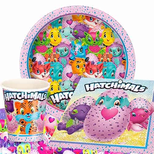 Hatchimals 8 Person Value Party Pack
