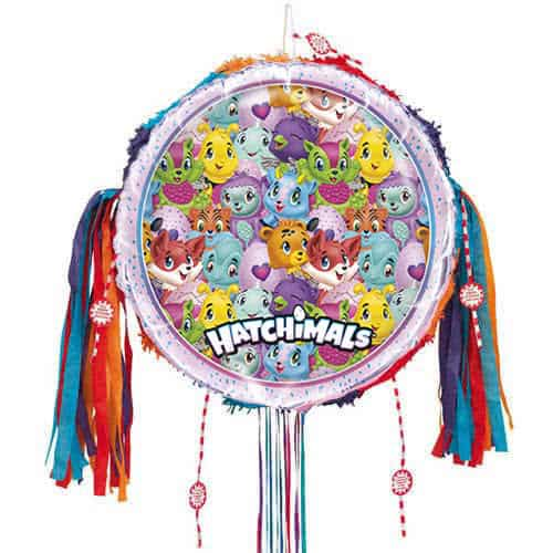 Hatchimals Round Pull String Pinata