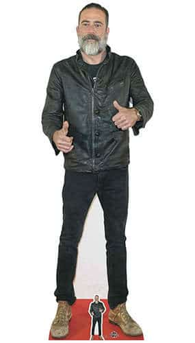 Jeffrey Dean Morgan Lifesize Cardboard Cutout 187cm Product Gallery Image