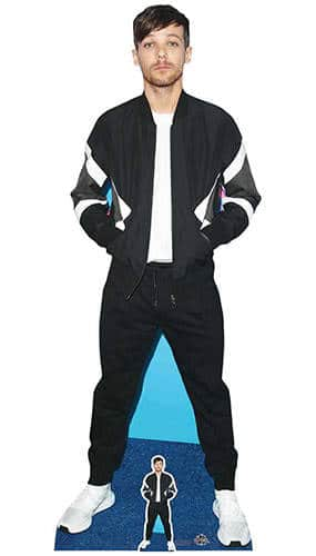 Louis Tomlinson Lifesize Cardboard Cutout 173cm Product Gallery Image