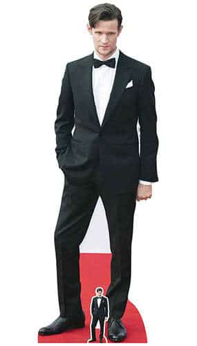 Matt Smith Lifesize Cardboard Cutout 185cm Product Image