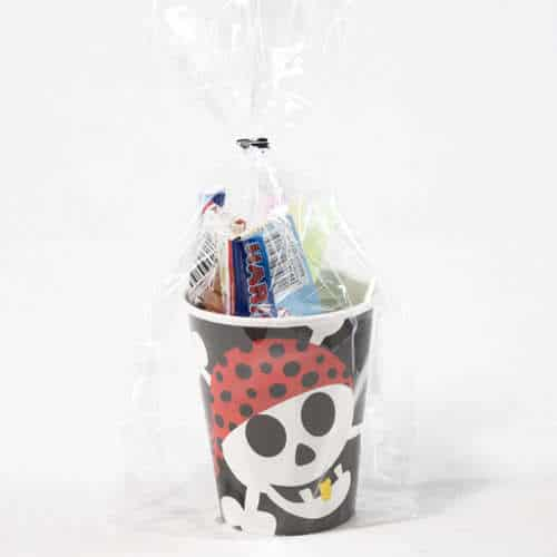 Pirate Fun Toy And Candy Cup