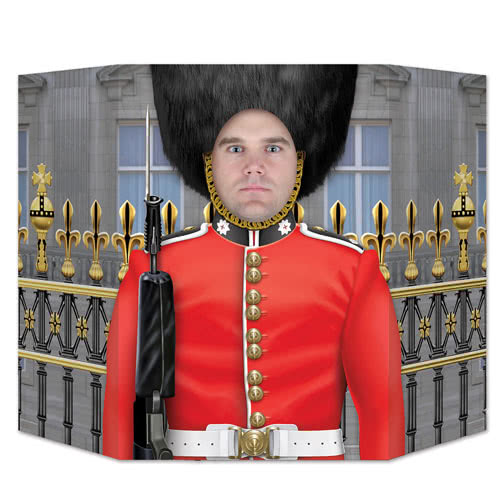 Royal Guard Cardboard Photo Prop 94cm Product Image
