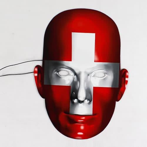 Switzerland Flag Face Mask
