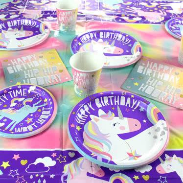 Unicorn Tableware