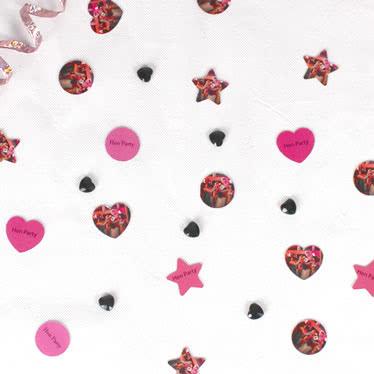 Personalised Confetti