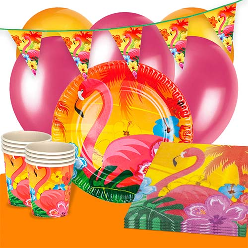 Aloha 12 Person Deluxe Party Pack