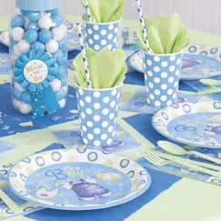Its A Boy Clothesline Party Supplies