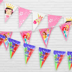 Childrens Party Bunting