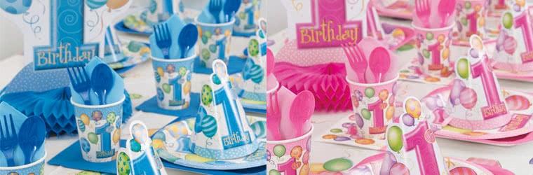 Children's Birthday Ages