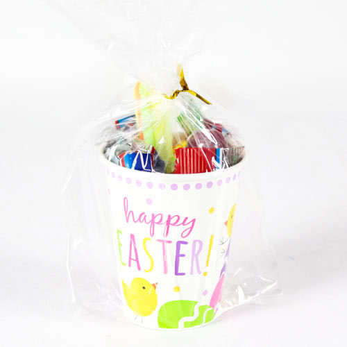 Cute Easter Value Candy Cup