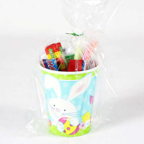 Easter Bunny Value Candy Cup