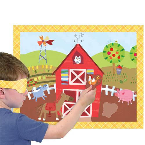 Farm Friends Party Game