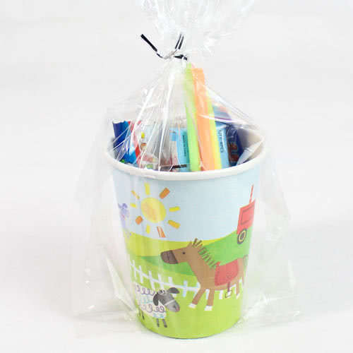 Farm Friends Toy And Candy Cup
