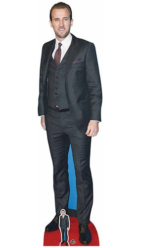 Harry Kane Lifesize Cardboard Cutout 187cm