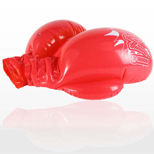 Inflatable Boxing Gloves 39cm Product Image