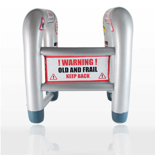 Inflatable Walking Frame 58cm Product Image