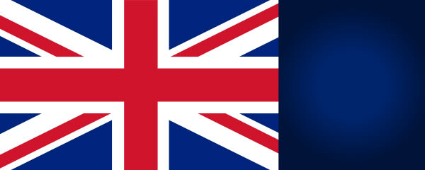 Great Britain Flag Design Small Personalised Banner - 4ft x 2ft