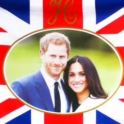 Royal Wedding Party Supplies
