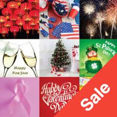 Seasonal Sale and Clearance