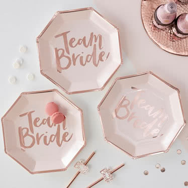 Team Bride Party Supplies