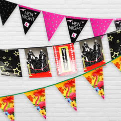 Themed Party Bunting