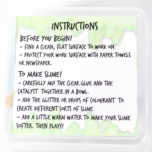 Make Your Own Slime Kit - EU Certified Gallery Image
