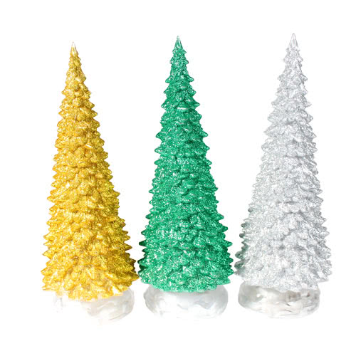 colour-changing-flashing-glitter-christmas-tree-30cm-product-image