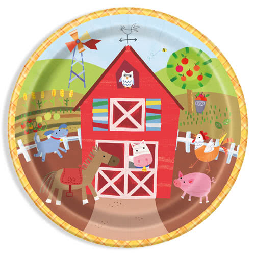 Farm Friends Party Supplies