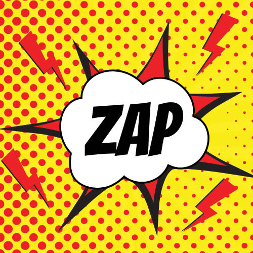 pop-art-sign-zap-20cm-x-20cm-product-image