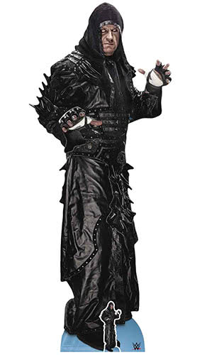WWE The Undertaker Lifesize Cardboard Cutout 194cm Product Gallery Image