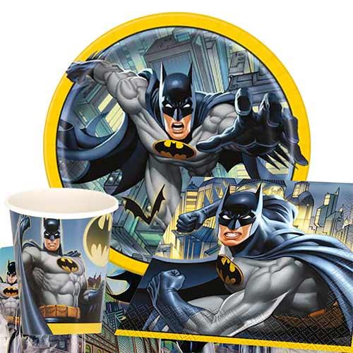 Batman 8 Person Value Party Pack
