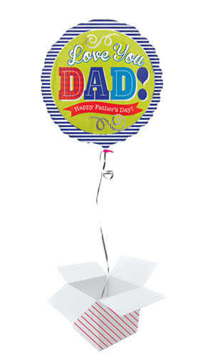 love-you-dad-round-foil-helium-balloon-inflated-balloon-in-a-box-product-image