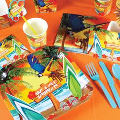 Beach Theme Party Supplies
