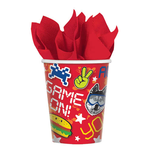 Epic Party Paper Cup 266ml