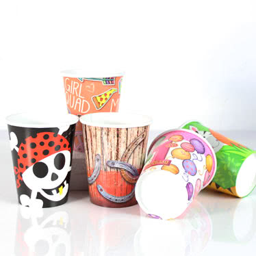 Kids Themed Cups