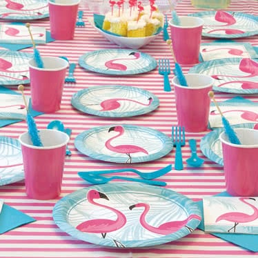 Pink Flamingo Party Supplies