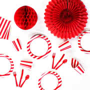 Red and White Stripes