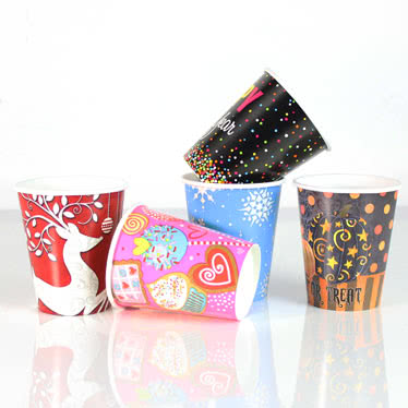 Seasonal Party Cups Category Image