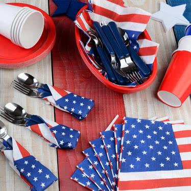 USA Serveware and Drinkware