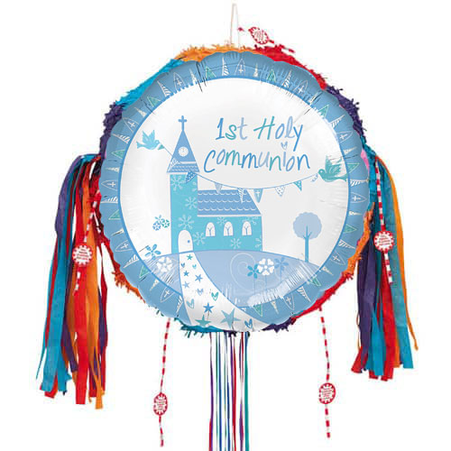 1st-holy-communion-blue-pull-string-pinata-product-image